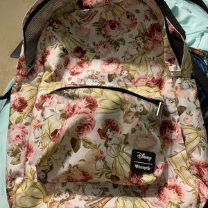 Disney Belle Loungefly backpack